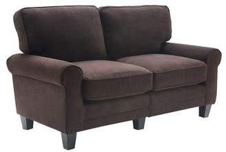 "Serta at Home RTA Copenhagen 61"" Loveseat"