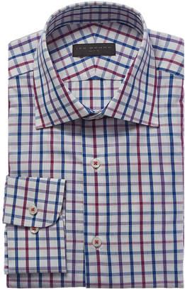 Ike Behar Classic Fit Dress Shirt
