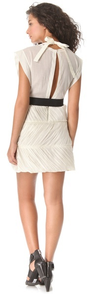 Sonia Rykiel Sonia by Cotton Voile Dress