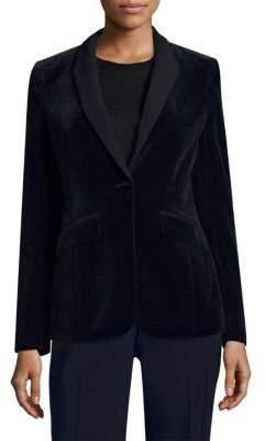 BOSS Jeronala Velvet Jacket