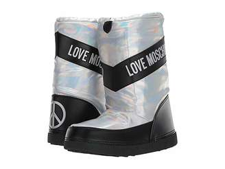 Love Moschino Snow Boot