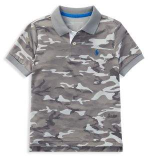 Ralph Lauren Boy's Striped Stretch Polo