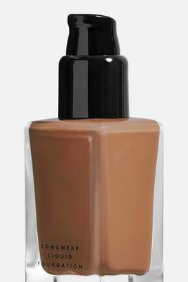 Topshop Longwear Liquid Foundation in Umber