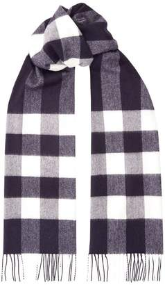 Burberry Mega Check Scarf