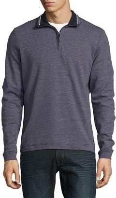 HUGO C-Piceno Quarter Zip Sweater