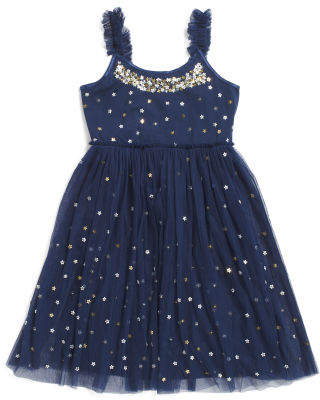 Girls Tulle Skirt Magic Garden Dress