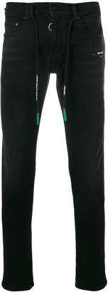 Off-White slim-fit jeans