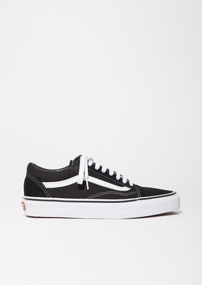 Vans Old Skool Sneakers $60 thestylecure.com