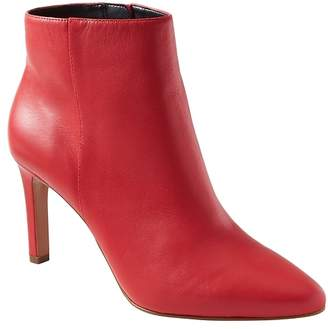 Banana Republic Skinny-Heel Ankle Boot