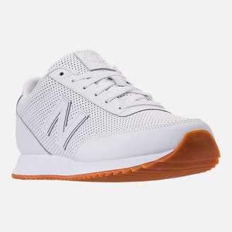 New Balance Men's 501 Leather Casual Shoes