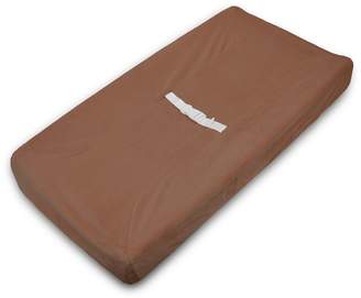 American Baby Company 3015-CHO Heavenly Soft Chenille Contoured Changing Table Cover