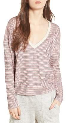 Splendid Stripe Pullover