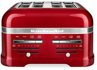 KitchenAid Pro Line 4-Slice Automatic Toaster with Dual Independent Controls