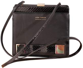 Linda Farrow Leather Handbag