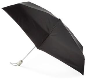 totes SunGuard Auto Open Close Compact Umbrella with NeverWet