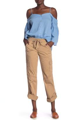 SUPPLIES BY UNION BAY Deloris Knit Waist Convertible Capri Pants