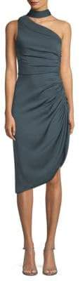 Milly Coleen Asymmetric Dress