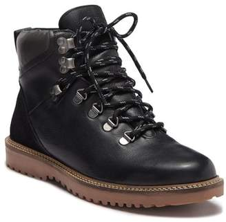 Frank Wright Butler Leather Lace-Up Boot