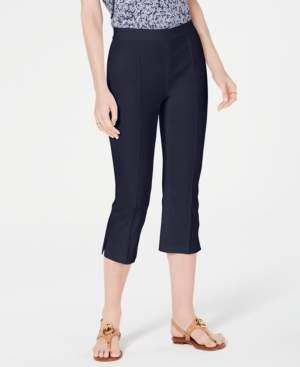 Michael Kors Michael Pull-On Capri Pants, Regular & Petite Sizes