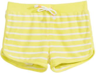 Epic Threads Big Girls Striped Shorts, Created for Macy's