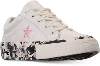Converse Little Girls' One Star Casual Sneakers from Finish Line