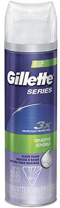 Gillette Series 3X Protection Shave Foam
