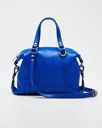 Il Bisonte Leather Stramboli Satchel Bag