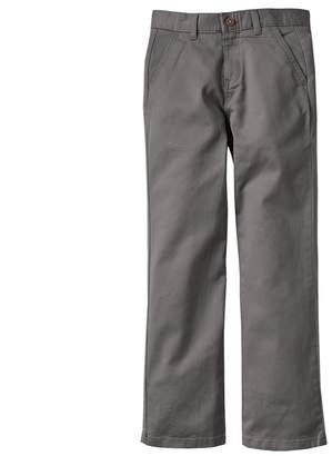 Chaps Boys 8-20 Twill Pants