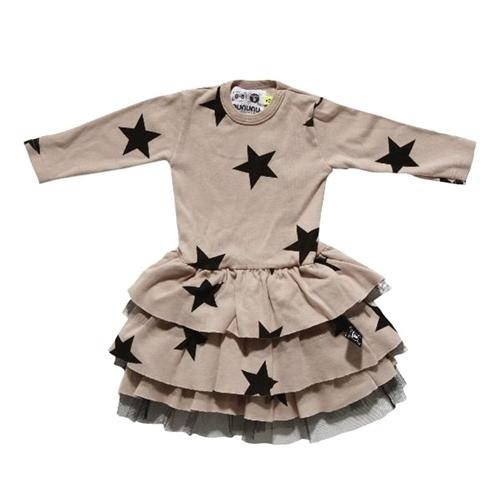 Nununu - Girl's Tutu Dress - Pink