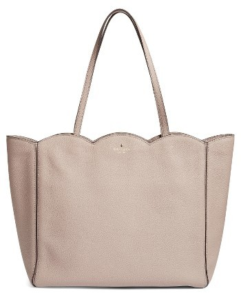 Kate Spade Kate Spade New York Leewood Place - Rainn Leather Tote - Pink
