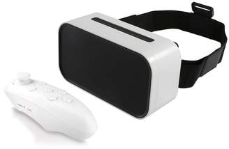 The Sharper Image Virtual Reality Smartphone Viewer with Controller