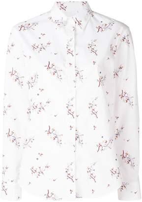 Kenzo Cheongsam Flower shirt