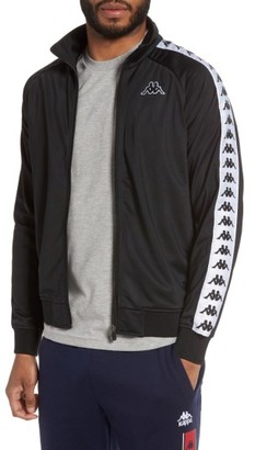 Men's Kappa Anniston Slim Fit Knit Track Jacket $90 thestylecure.com