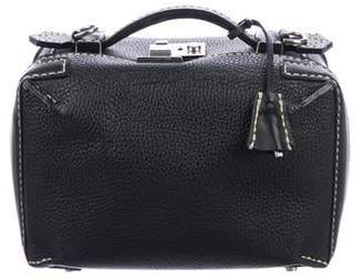 Moreau Leather Box Satchel