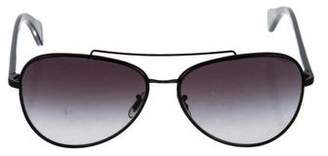 Paul Smith Haden Aviator Sunglasses
