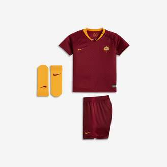 Nike 2018/19 A.S. Roma Stadium Home Baby Football Kit