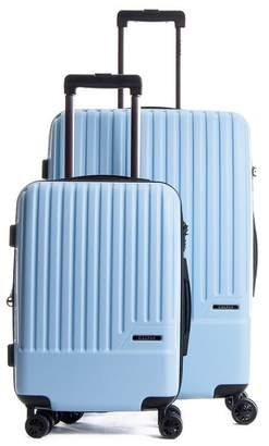 CalPak LUGGAGE Davis 2-Piece Spinner Luggage Set