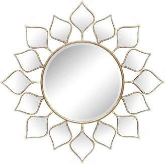 Homesource Home Source Metal Wall Mirror (Case Pack 2)