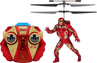 Iron Man World Tech Toys Marvel Licensed Avengers 2Ch Ir Rc Helicopter
