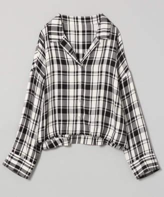JEANASiS (ジーナシス) - チェックカイキンシャツ