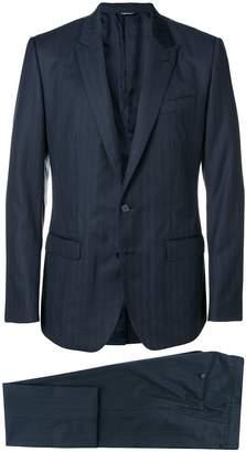 Dolce & Gabbana classic striped suit