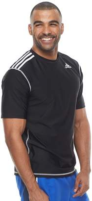 adidas Men's Rash Guard Swim Tee