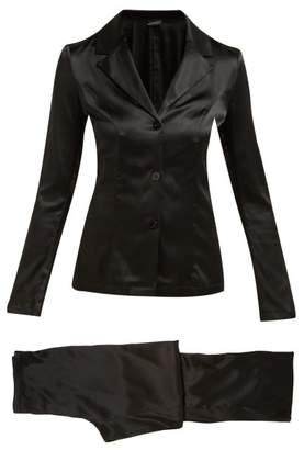 Satin Pajamas For Women Shopstyle Australia