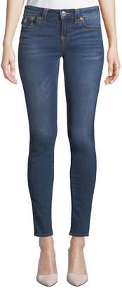 True Religion Super-Skinny Flap-Pocket Jeans