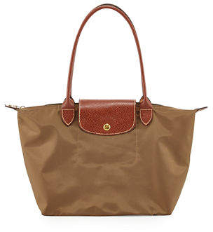 Longchamp Le Pliage Medium Shoulder Tote Bag $125 thestylecure.com
