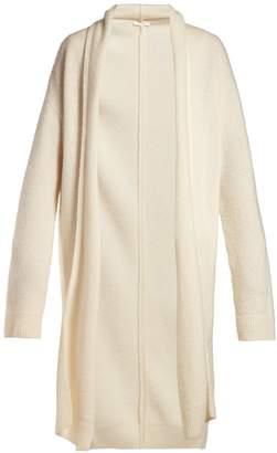 The Row Elado silk and cashmere-blend cardigan