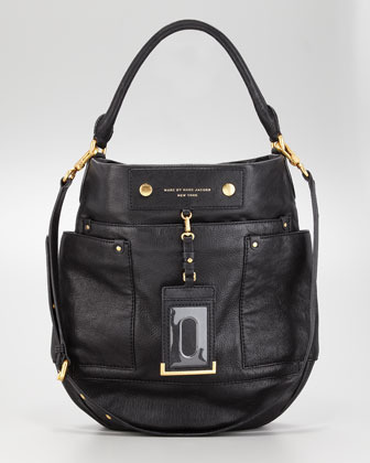 Marc by Marc Jacobs Preppy Leather Hobo Bag