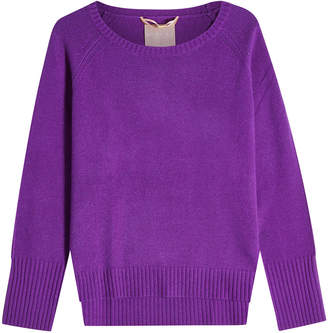 81 Hours Helaine Pullover in Wool and Cashmere