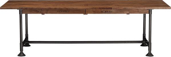 CB2 Hearty Table 36x104