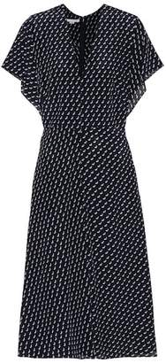 Stella McCartney Andrea printed silk dress